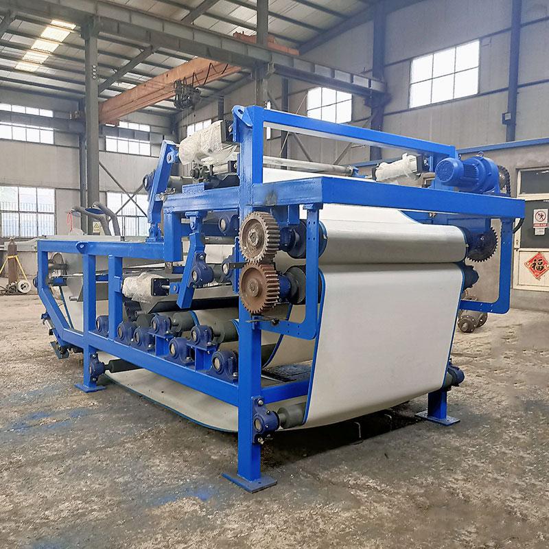 Belt Filter Press for Sludge Dewatering Manufacturers, Belt Filter Press for Sludge Dewatering Factory, Supply Belt Filter Press for Sludge Dewatering