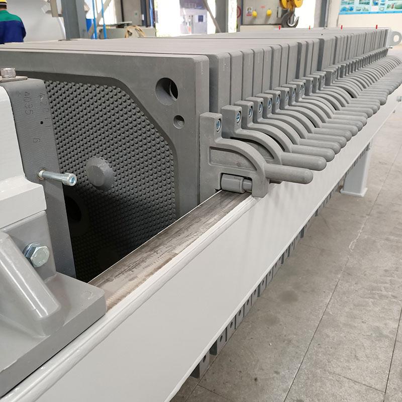 XBX Automatic Membrane Filter Press Manufacturers, XBX Automatic Membrane Filter Press Factory, Supply XBX Automatic Membrane Filter Press