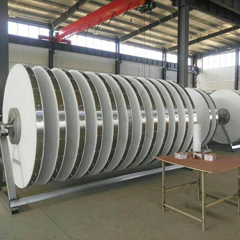 Fiber Rotary Disc Filter Manufacturers, Fiber Rotary Disc Filter Factory, Supply Fiber Rotary Disc Filter