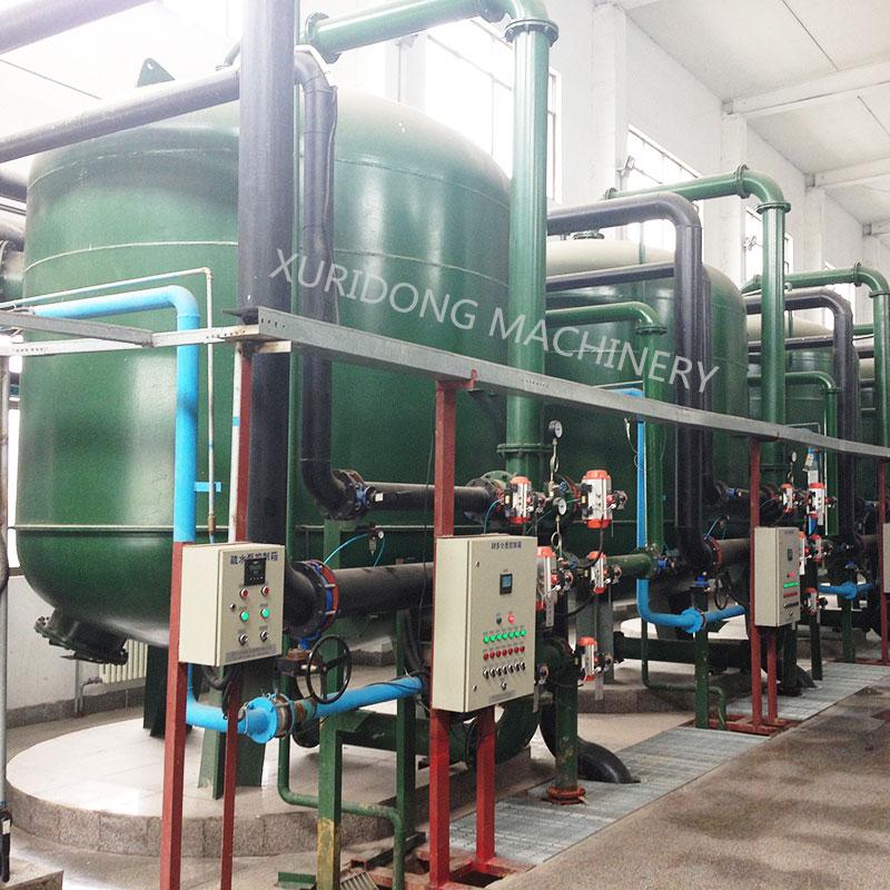 XGL Series Fiber Ball Filter Tank Manufacturers, XGL Series Fiber Ball Filter Tank Factory, Supply XGL Series Fiber Ball Filter Tank