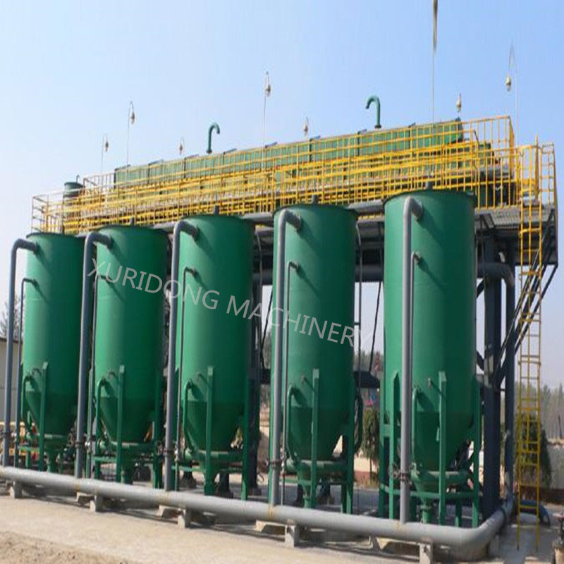 Continuous Sand Filter(CSF) Manufacturers, Continuous Sand Filter(CSF) Factory, Supply Continuous Sand Filter(CSF)