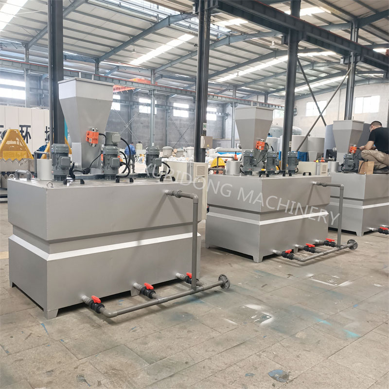 Automatic Polymer Dosing System Manufacturers, Automatic Polymer Dosing System Factory, Supply Automatic Polymer Dosing System