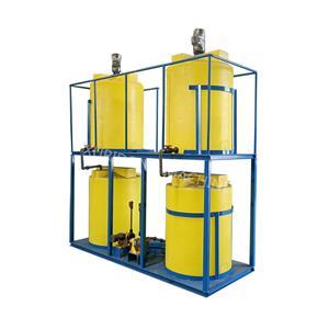 Water Treatment PAC Dosing Tank