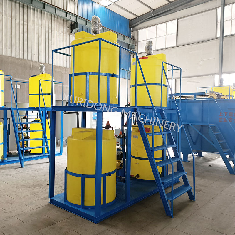 Water Treatment PAC Dosing Tank Manufacturers, Water Treatment PAC Dosing Tank Factory, Supply Water Treatment PAC Dosing Tank