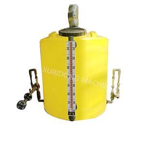 PE Chemical Dosing Tank