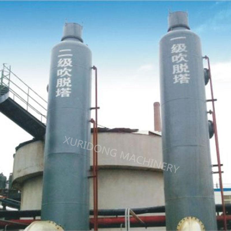 Ammonia Nitrogen Stripping Tower Manufacturers, Ammonia Nitrogen Stripping Tower Factory, Supply Ammonia Nitrogen Stripping Tower