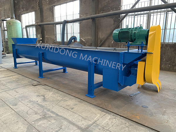 XDL Single Screw Conveyor Manufacturers, XDL Single Screw Conveyor Factory, Supply XDL Single Screw Conveyor