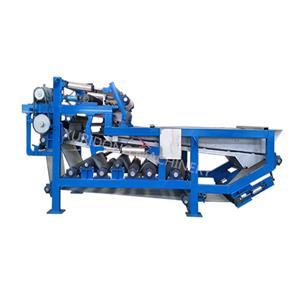 SWJ Sludge Dewatering Machine