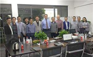 Visit From our Global Supplier