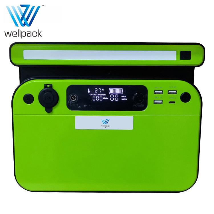 Out Door Lithium Ferro Phosphate Battery Pack
