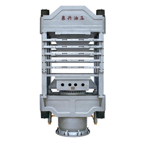 Hydraulic Foam Machine For PVC