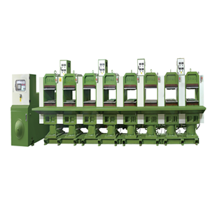 Eva Insole Foam Molding Machine