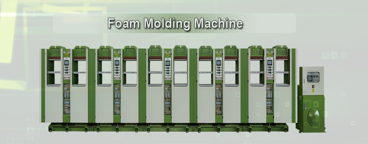 Foam Molding Machine