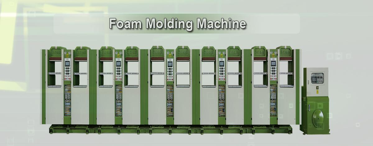 Foam Molding Machine