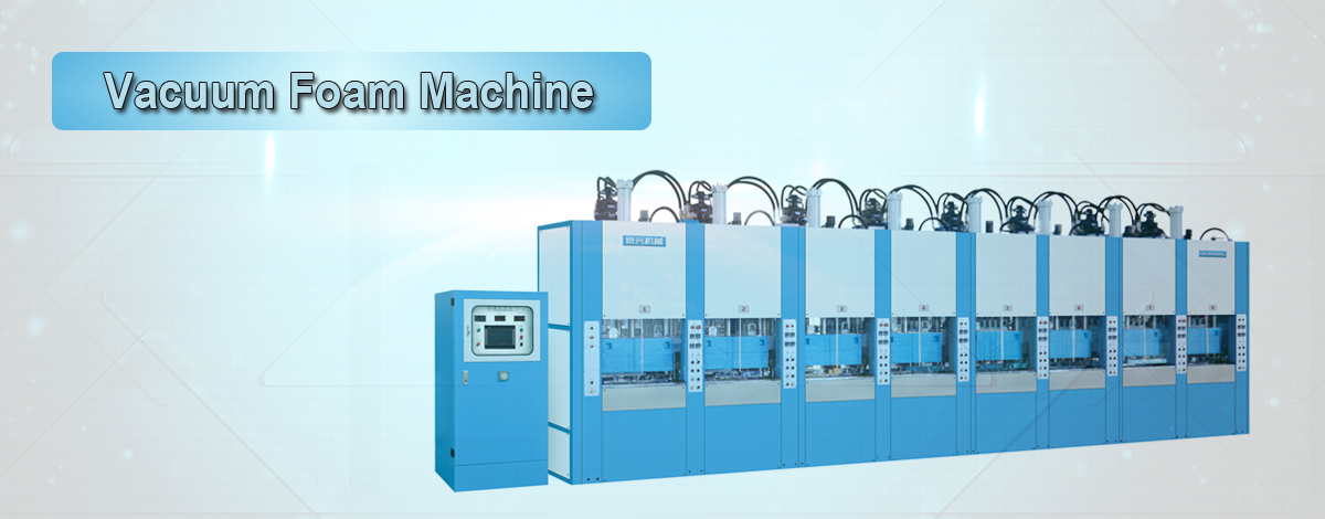 Vacuum Foam Machine
