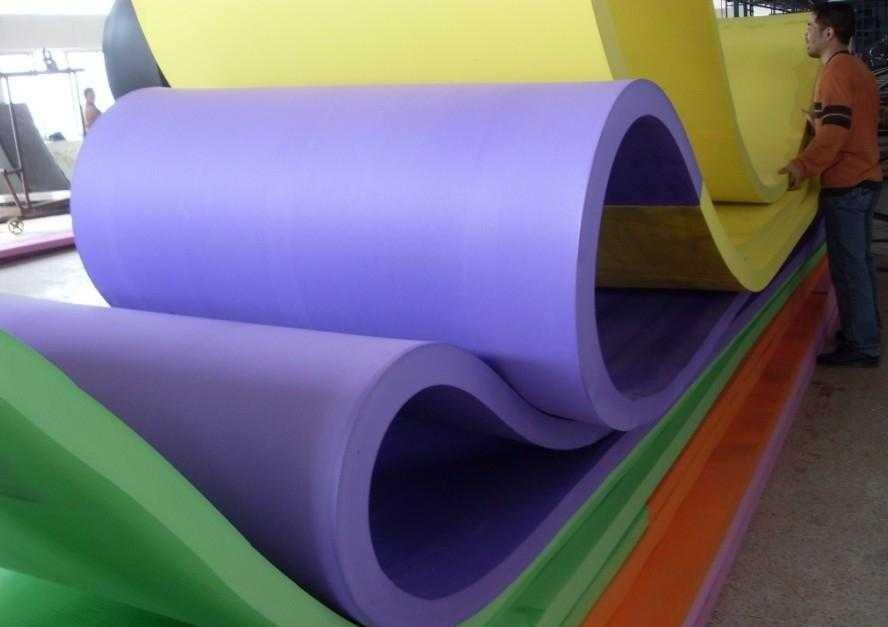 Analyze EVA foaming formula and 3 major processes