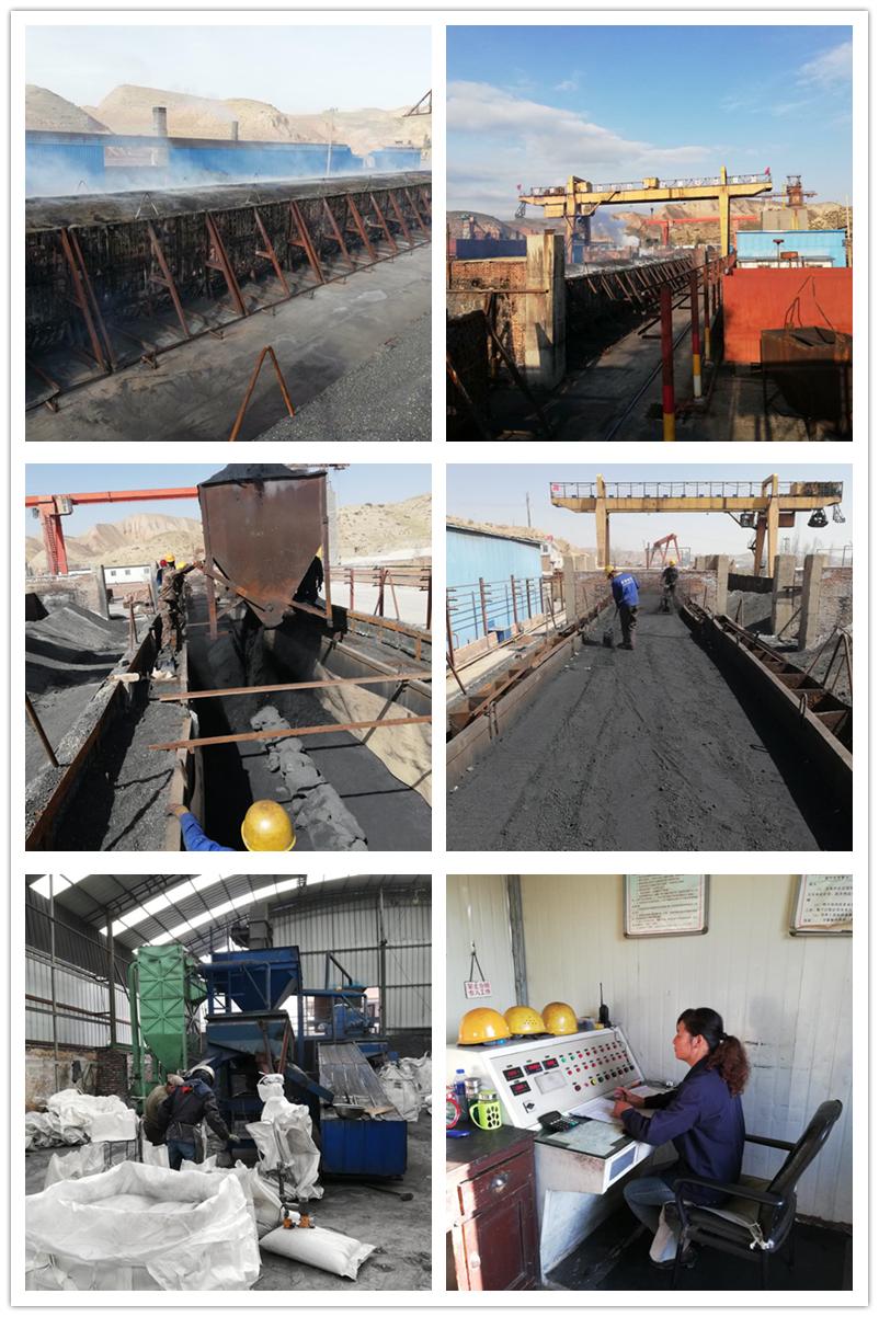 Metallurgy grade silicon carbide