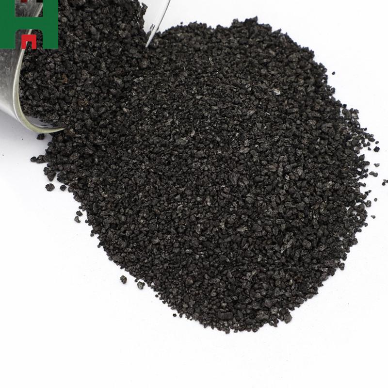 Artificial graphite petroleum coke