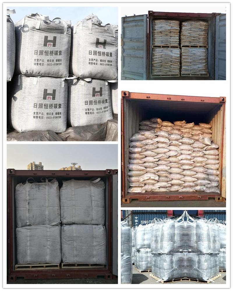petroleum coke for smelting