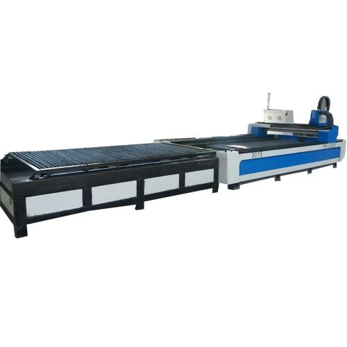 High Efficiency Fiber Laser Cutting Machine