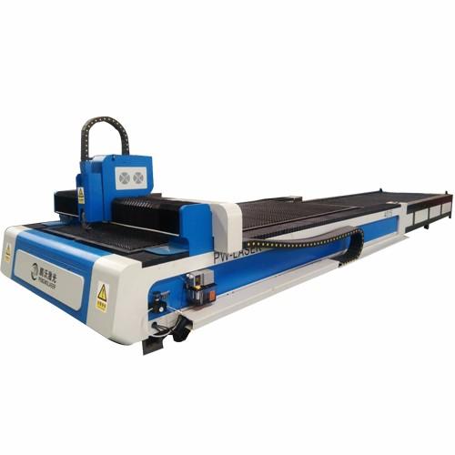 Large Working Area Fiber Laser Cutting Machine