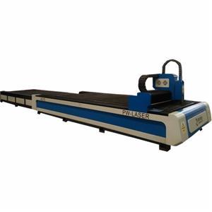 High Power Fiber Laser Cutting Machine