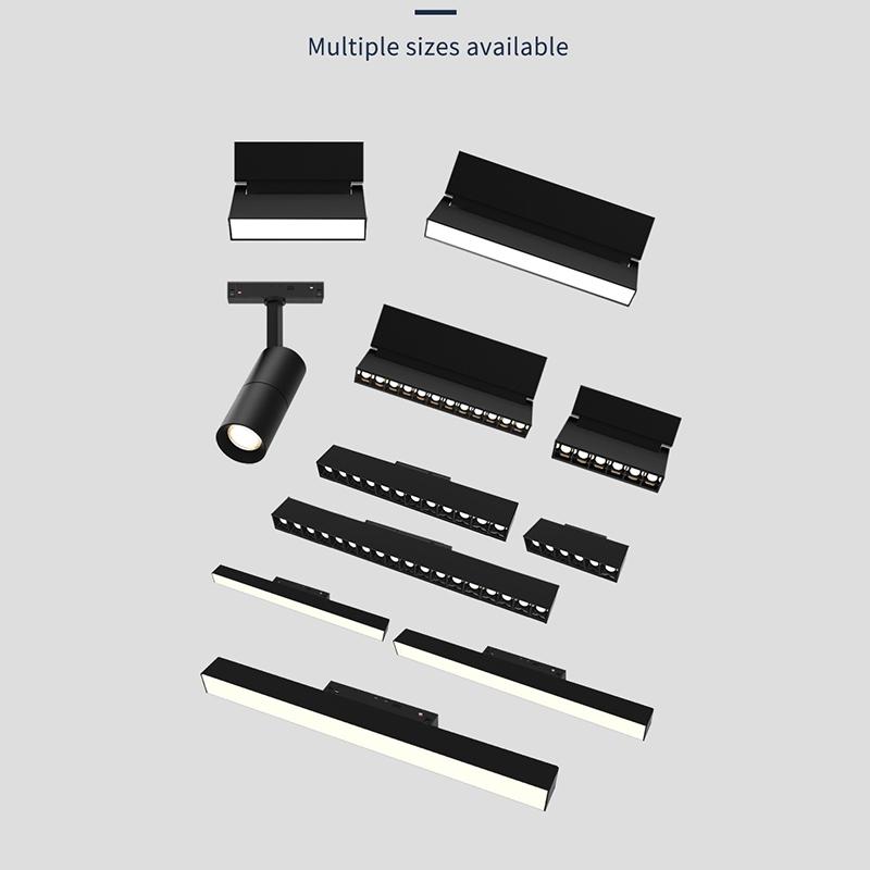 LED Magnetic Track Light Manufacturers, LED Magnetic Track Light Factory, Supply LED Magnetic Track Light