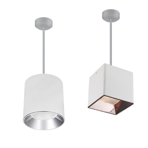 Suspension LED moderne pour bureau