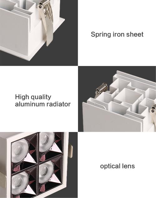 modern linear light