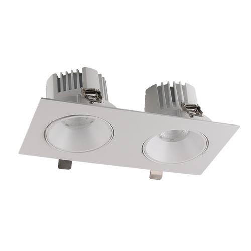 LED COB Grille Receessed Spot Ceilling Light Manufacturers, LED COB Grille Receessed Spot Ceilling Light Factory, Supply LED COB Grille Receessed Spot Ceilling Light
