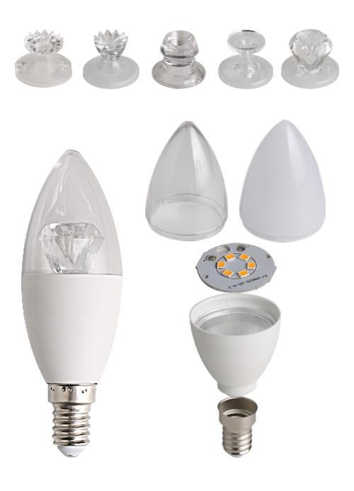 LED Candle Bulbs 6W E14/E27 Manufacturers, LED Candle Bulbs 6W E14/E27 Factory, Supply LED Candle Bulbs 6W E14/E27