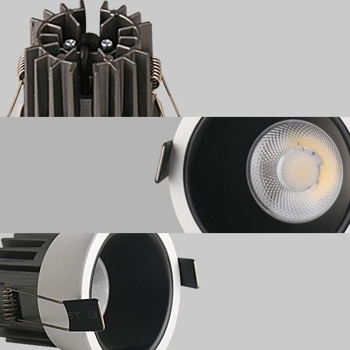 LED Anti-glare Recessed Dimmable Spot Light Manufacturers, LED Anti-glare Recessed Dimmable Spot Light Factory, Supply LED Anti-glare Recessed Dimmable Spot Light