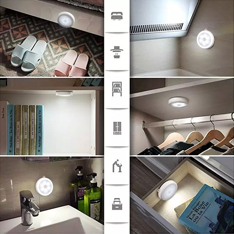under cabinet rechargeable light