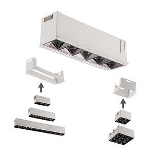 LED Frameless Wall Mounted Linear Light