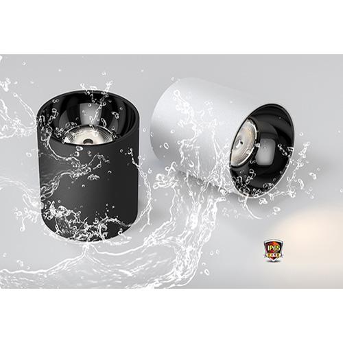 IP65 Waterproof Outdoor Surface Mounted Downlight