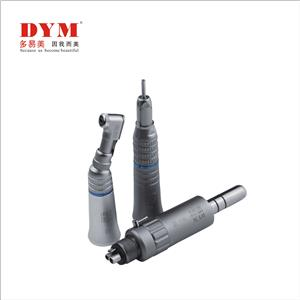 2 hole or 4 hole push button cartidge air motor low speed dental handpiece