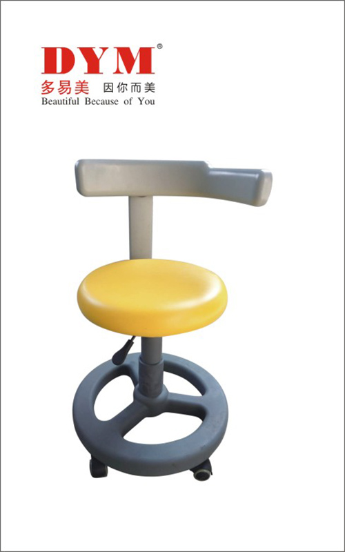 Height adjustable pu leather plastic base dental stool Manufacturers, Height adjustable pu leather plastic base dental stool Factory, Supply Height adjustable pu leather plastic base dental stool