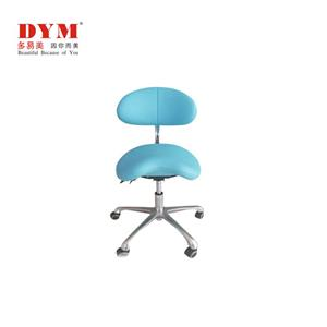 Saddle ergonomic design doctor stool chair