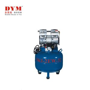 One for one small type dental air compressor