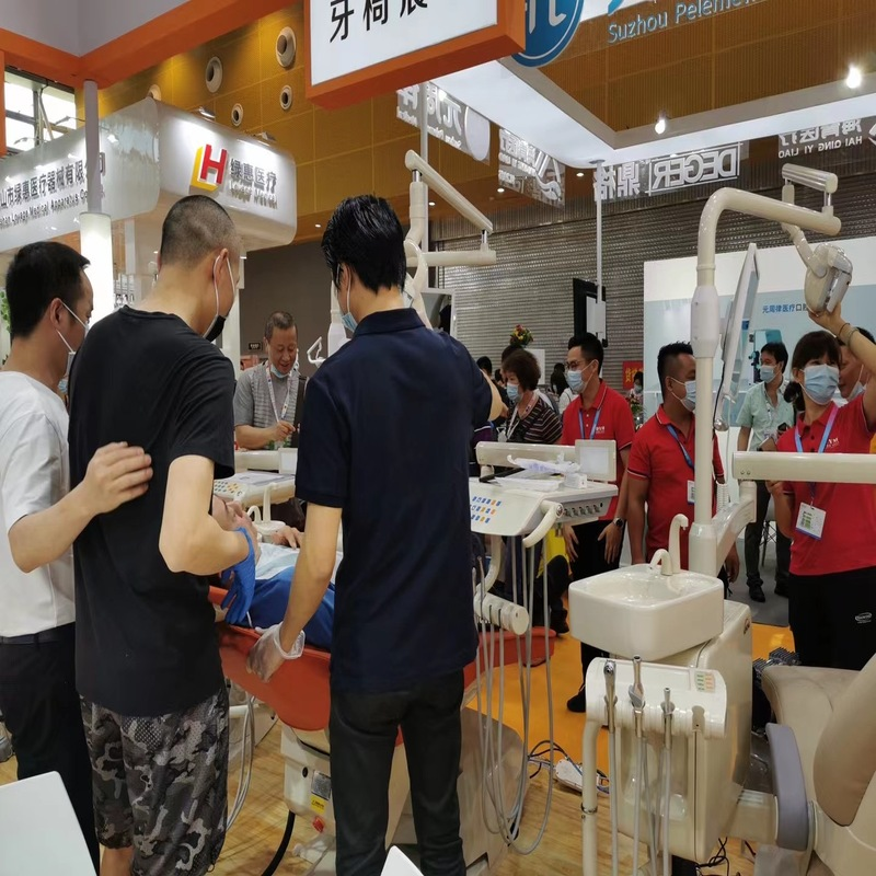 The 26th Dental South China 2021 was held on May 10-13 in Zone C of the China Import and Export Fair Complex