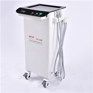 Portable medical low noise electric dental suction machine