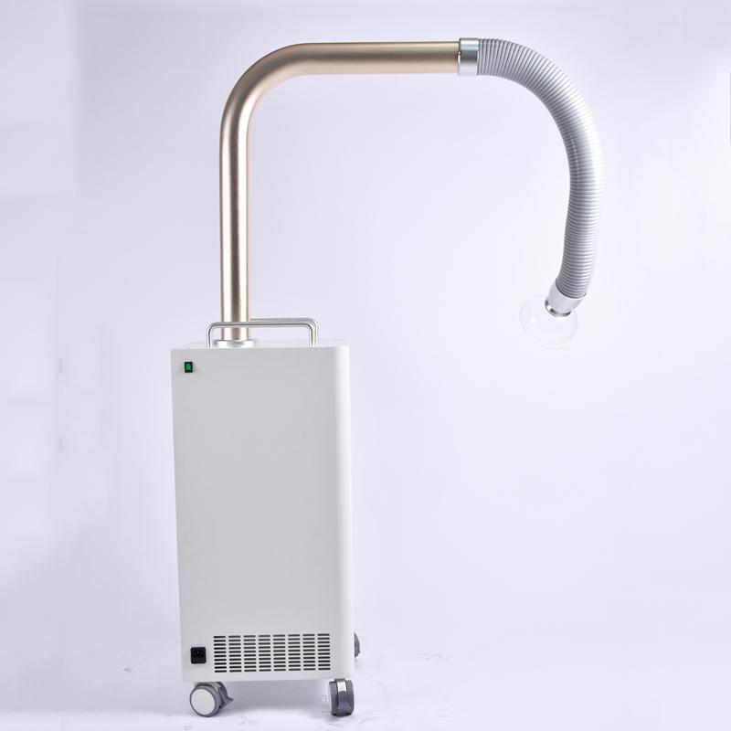 medical aerosol suction machine