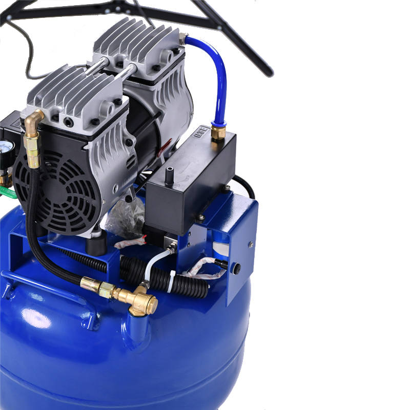 One for one small type dental air compressor Manufacturers, One for one small type dental air compressor Factory, Supply One for one small type dental air compressor