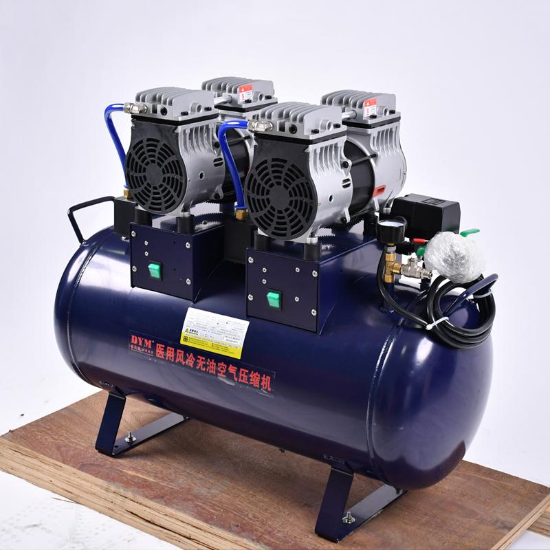 silent dental compressor