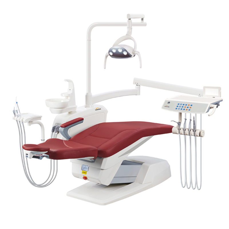 Popular white yellow LED light automatically sensor water supply dental chair Manufacturers, Popular white yellow LED light automatically sensor water supply dental chair Factory, Supply Popular white yellow LED light automatically sensor water supply dental chair