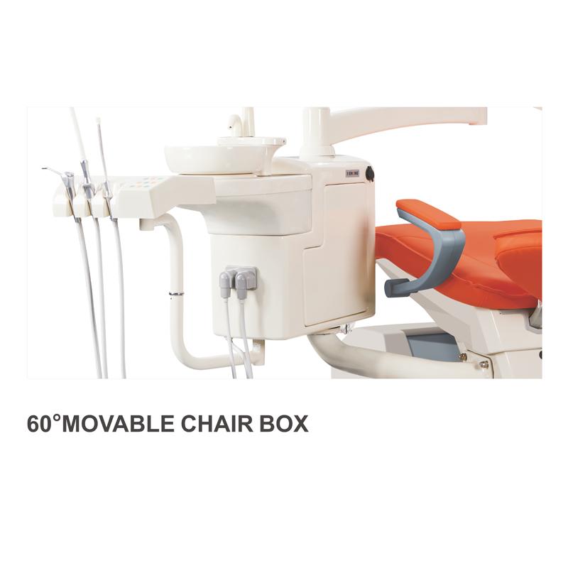 Luxury multi-functional Independent dental chair Manufacturers, Luxury multi-functional Independent dental chair Factory, Supply Luxury multi-functional Independent dental chair