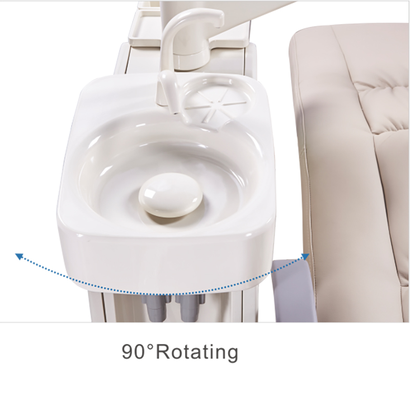 Luxury 9 positions memory 304 stainless steel trolley dental chair Manufacturers, Luxury 9 positions memory 304 stainless steel trolley dental chair Factory, Supply Luxury 9 positions memory 304 stainless steel trolley dental chair