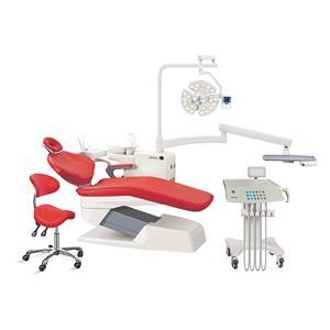 Simple and elegant operation panel implant dental units