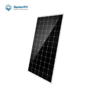Monocrystalline Perc 370W-385W Solar Module