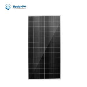 Monocrystalline Perc 380W-400W Solar Module